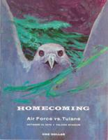 The 1970 Air Force Magazine; Tulane vs. Air Force