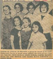 1960-03-01 Picket to Appear as Soloists