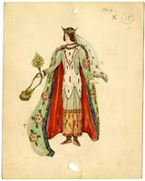Mistick Krewe of Comus 1914 costume 18