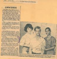 1982-04-20 Concerts