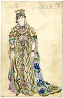 Mistick Krewe of Comus 1915 costume 54