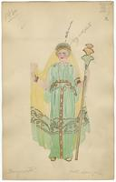 Mistick Krewe of Comus 1930 costume 99