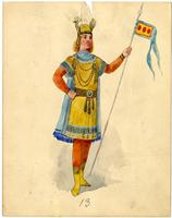 Krewe of Proteus 1909 costume 13