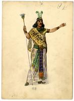 Krewe of Proteus 1903 costume 48