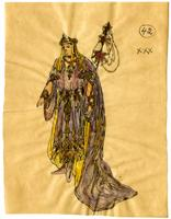 Mistick Krewe of Comus 1910 costume 42