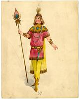 Krewe of Proteus 1909 costume 37