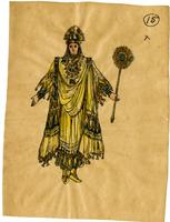 Mistick Krewe of Comus 1910 costume 15