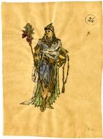 Mistick Krewe of Comus 1910 costume 26
