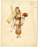 Mistick Krewe of Comus 1914 costume 70