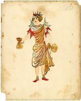 Mistick Krewe of Comus 1894 costume 26