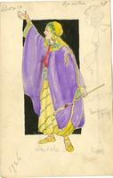 Mistick Krewe of Comus 1926 costume 78