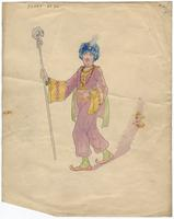 Mistick Krewe of Comus 1927 costume 121