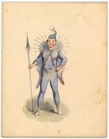 Krewe of Proteus 1892 costume 71