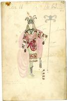 Mistick Krewe of Comus 1915 costume 53