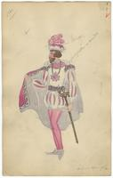 Mistick Krewe of Comus 1930 costume 98