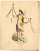 Krewe of Proteus 1892 costume 04