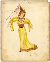 Mistick Krewe of Comus 1894 costume 28
