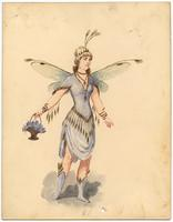Krewe of Proteus 1892 costume 81