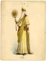 Krewe of Proteus 1907 costume 102
