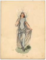 Krewe of Proteus 1892 costume 92