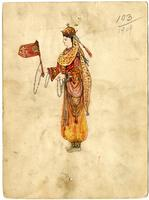 Mistick Krewe of Comus 1909 costume 103