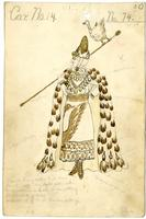 Mistick Krewe of Comus 1915 costume 74