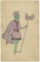 Mistick Krewe of Comus 1930 costume 120