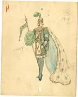 Mistick Krewe of Comus 1914 costume 36