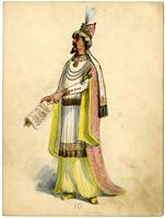 Krewe of Proteus 1907 costume 10