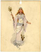 Krewe of Proteus 1909 costume 31