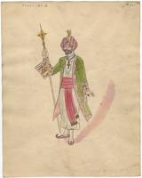 Mistick Krewe of Comus 1927 costume 101