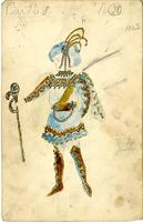 Mistick Krewe of Comus 1924 costume 38
