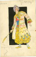 Mistick Krewe of Comus 1926 costume 77