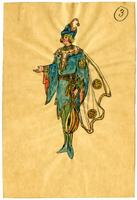 Mistick Krewe of Comus 1914 costume 03