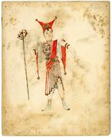 Mistick Krewe of Comus 1894 costume 94