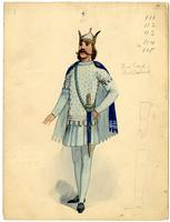 Krewe of Proteus 1909 costume 111-115