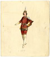 Krewe of Proteus 1894 costume 109