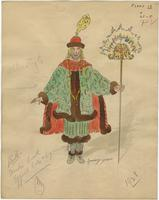 Mistick Krewe of Comus 1928 costume 65