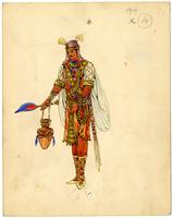 Mistick Krewe of Comus 1914 costume 14