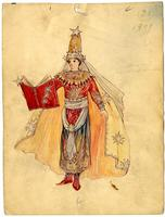 Mistick Krewe of Comus 1909 costume 38