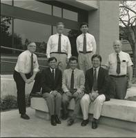 Chemical engineering faculty group photo