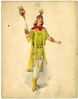 Krewe of Proteus 1909 costume 38