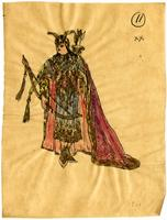 Mistick Krewe of Comus 1910 costume 11