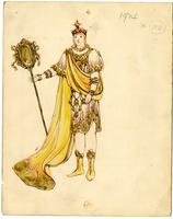Mistick Krewe of Comus 1914 costume 110