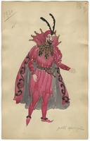 Mistick Krewe of Comus 1930 costume 113