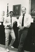 Kumar Percy and Michael Brady