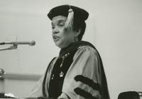 Inside Tulane May 1988 Newcomb Commencement Speaker