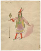 Mistick Krewe of Comus 1927 costume 45
