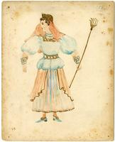 Mistick Krewe of Comus 1894 costume 16