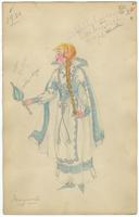 Mistick Krewe of Comus 1930 costume 31